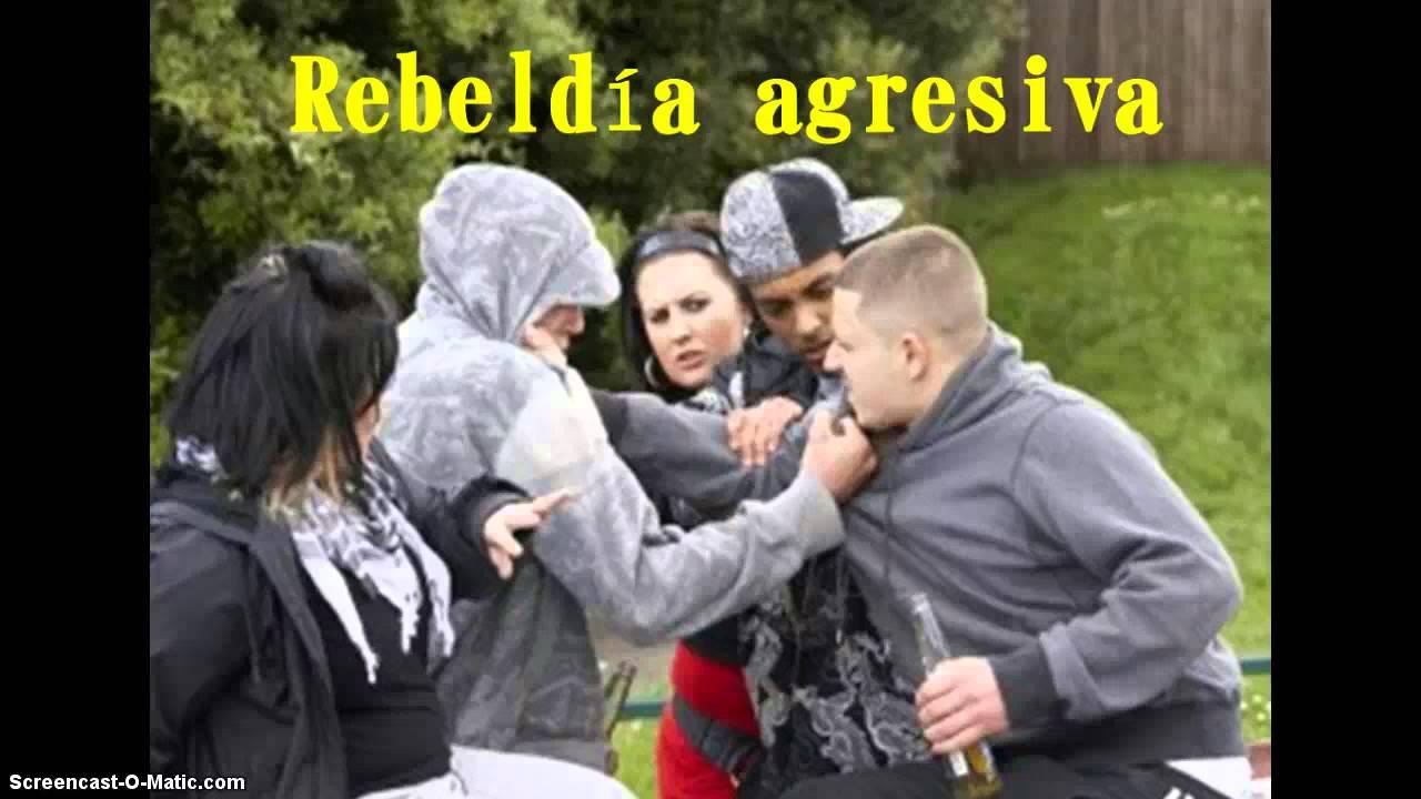 REBELDIA EN LA ADOLESCENCIA PDF