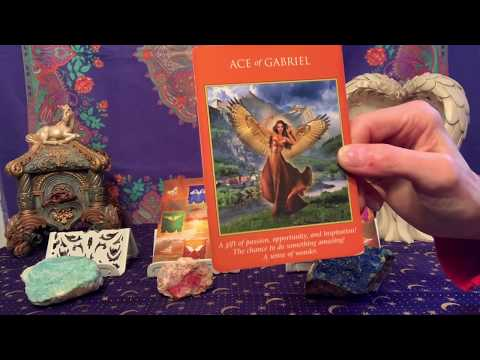 Weekly Angel Card Reading For December 9th - 15th, 2019