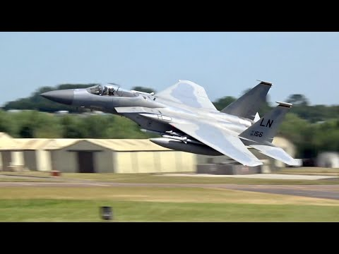 USAF Independence Day July 4th Special F-15 F-16 B52 KC135 C130 C17 A10 U2 B2 Spirit