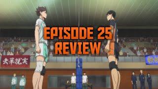 Haikyuu Season 2 Episode 25 Review