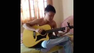 Đêm lao xao guitar [Mitxi Tòng]