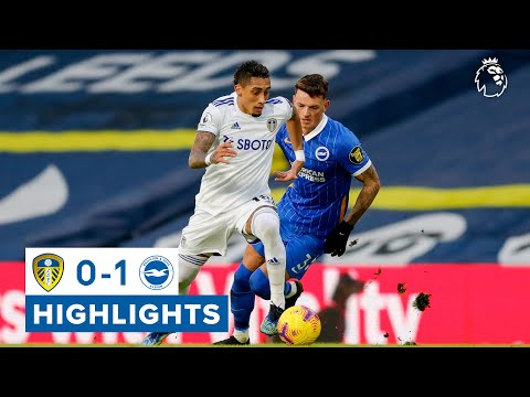 Highlights: Leeds United 0-1 Brighton and Hove Albion   Premier League