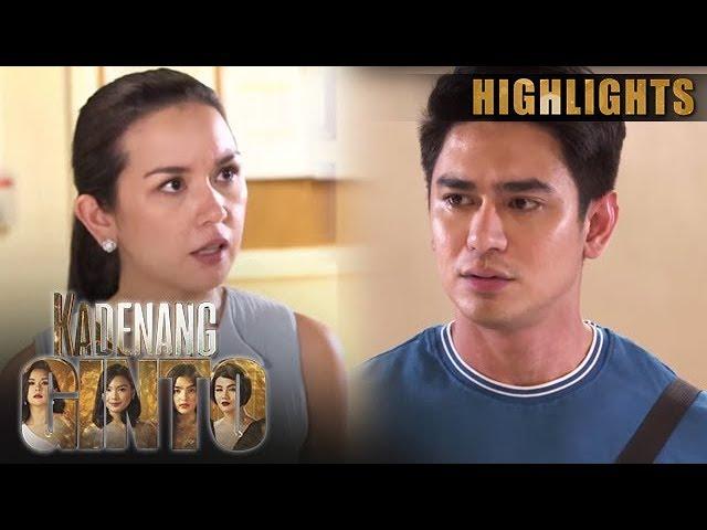 Jude, ipinaalam kay Romina ang kinaroroonan ni Vicky | Kadenang Ginto (With Eng Subs)