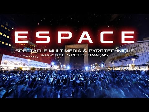 Espace Fireworks 37min Full Length Show [720p@60fps Best aud