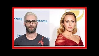 Adam Levine Suggests He Wasn't Always Comfortable With Miley Cyrus On 'The Voice' In 'Parade' Inter