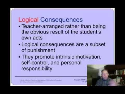 Hardin ch5 lecture Logical Consequences - Dreikurs
