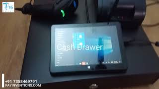 Pos System With Cash Drawer
