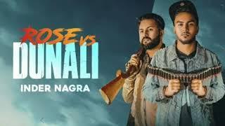 Rose Vs Dunali Inder Nagra Free MP3 Song Download 320 Kbps
