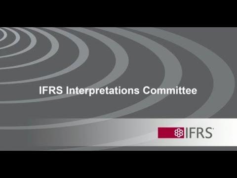 IFRS Interpretations Committee