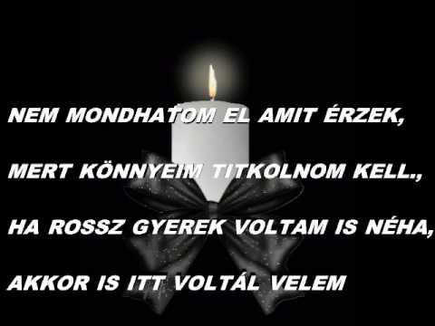 Váradi Jenő / Deny/--Apám emlékére---karaoke