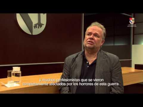 Kilian Kleinschmidt presenta Proyecto Habesha en la Universidad Panamericana campus Aguascalientes