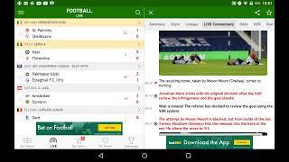 Football scores!!! (soccer Saturday) screenshot 3