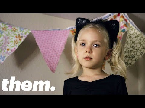 Kai Shappley: A Trans Girl Growing Up In Texas | them.