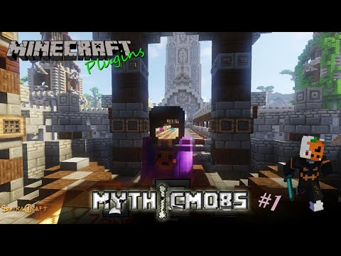 Minecraft - Plugins Mythicmobs #1 Introduction, Commands และการตั้งค่า  Config
