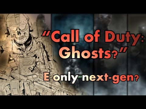 COD 2013: 'Call of Duty: Ghosts'? E só na next-gen? - Rumores MW4