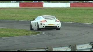 Aston Martin Racing at Snetterton