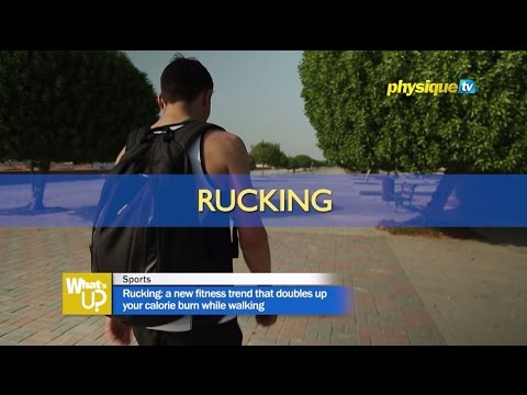 Rucking: a new fitness trend that doubles up your calorie burn while walking