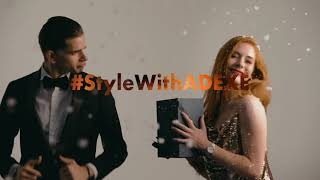 ADEXE Watch London x 2019 Christmas #BeYou