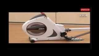 видео 2715 Гребной тренажер Concept2 Skierg2