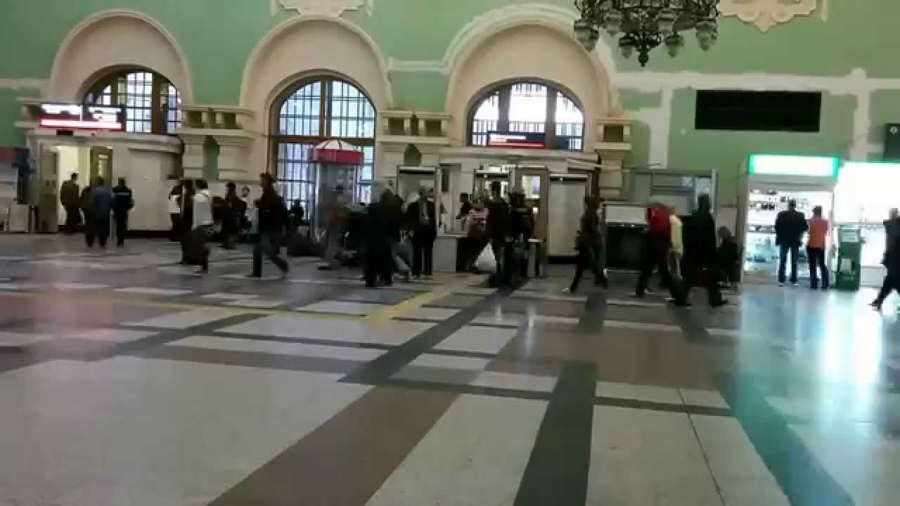 Казанский вокзал - YouTube