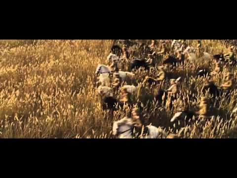War Horse (2011) - Trailer - Clip - Cavalry Charges The Germans