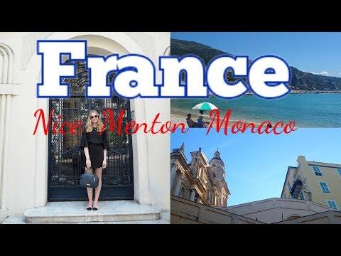 Travel Diary | France (Nice, Menton, Monaco)