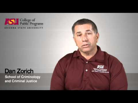 ASU Criminology and Criminal Justice online degrees