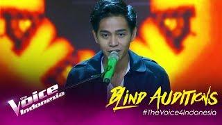 Danu - Begitu Indah | Blind Auditions | The Voice Indonesia GTV 2019