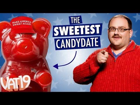 Ken Bone Chooses a Candidate