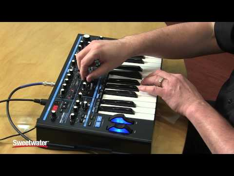 Novation Bass Station II - Review by Sweetwater Sound