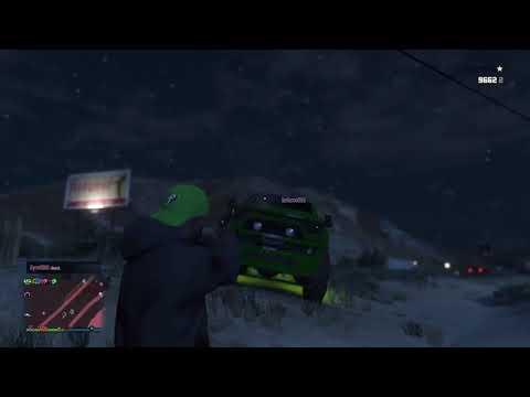 GTA ONLINE: Lobby War Vs MC's & Vagos-K