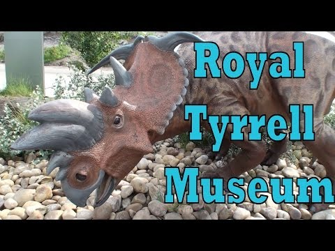 The Royal Tyrrell Museum: Badlands Dinosaur Country - a Video Tour