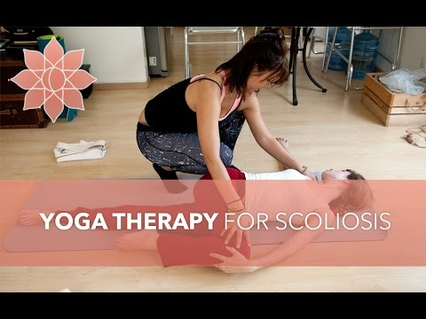YOGA THERAPY FOR SCOLIOSIS