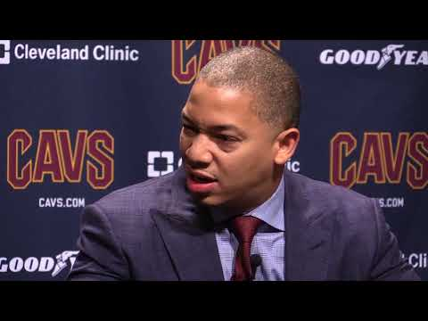 Tyronn Lue pregame: LeBron James to play vs Kyrie Irving, Celtics