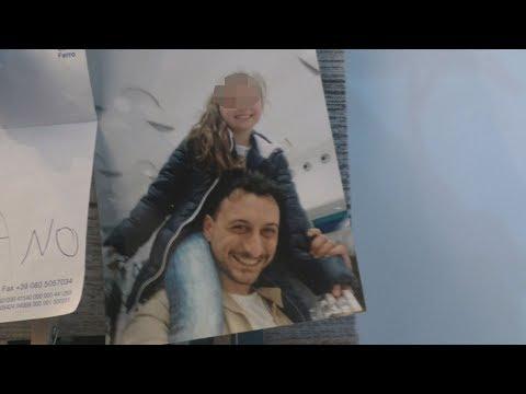 """Bari, papà alla figlia che non vede da due anni: """"Amore mio ti penso sempre"""""""