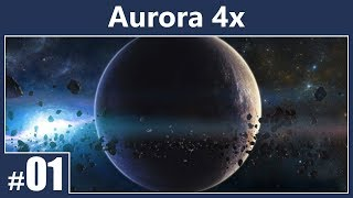 Aurora Ep.1 - The Dwarf Fortress of 4x Games