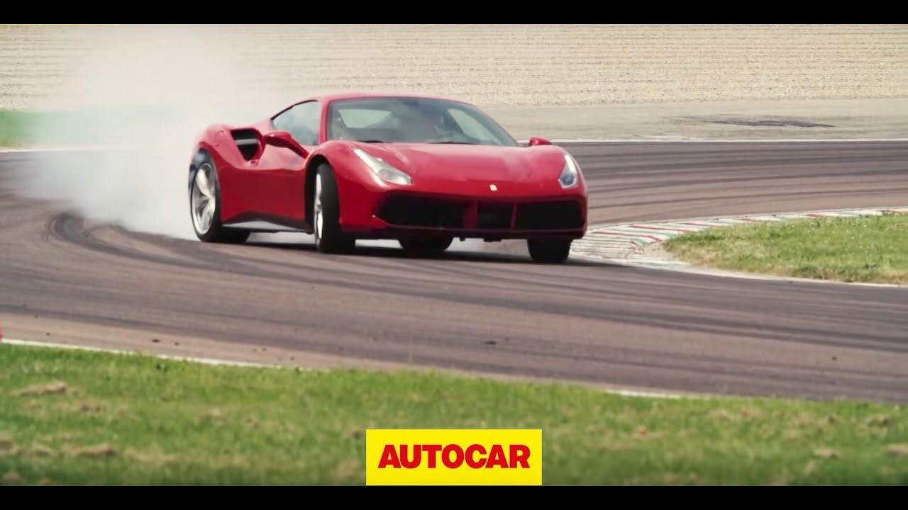 2015 Ferrari 488 GTB - Ferrari's new supercar driven on road and track - car review