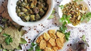 Four Easy Artichoke Recipes from Venice!