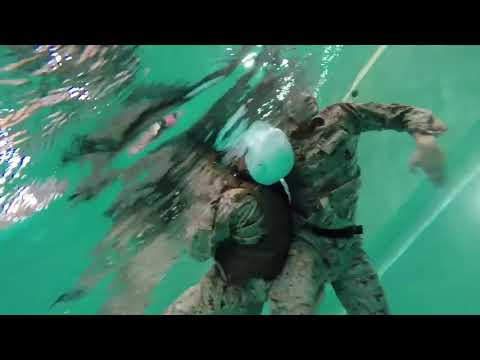 We Make Marines - Swim Week, MARINE CORPS RECRUIT DEPOT SAN DIEGO, CA, UNITED STATES, 01.16.2018