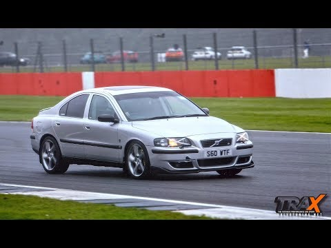 Trax Silverstone 2017 Session X 16.40 Volvo S60 D5