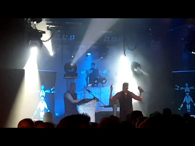 ES23 - In My Fantasy (LIVE @ Club From Hell Erfurt) NEW SONG!
