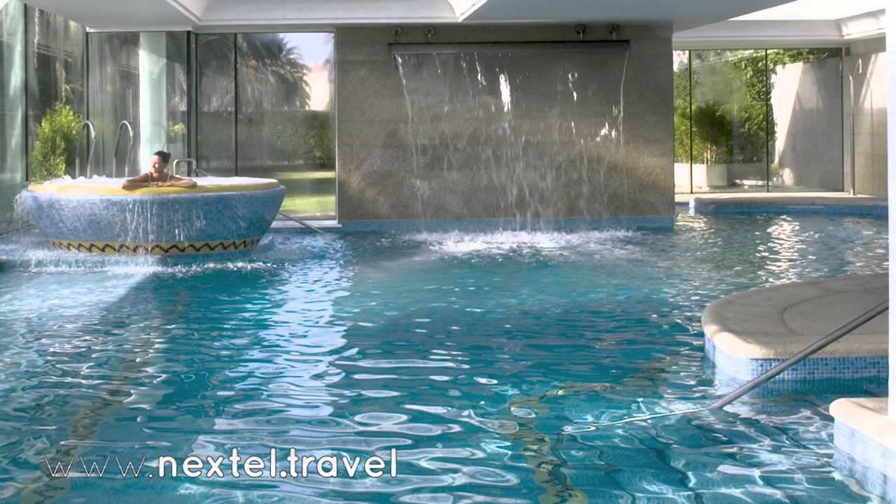 Balnearios nextel gran hotel la toja gl youtube for Hotel luxury la toja