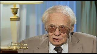 Наумов: Глядя на меня, голубые глаза Хрущева побелели от изумления, что эта шавка что-то вякает