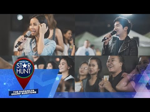 ABS-CBN Star Hunt Araneta April 21 Highlights #StarHuntManila