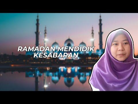 Sharing Seminit (Edisi Ramadan) : Episode 8 - Ramadan Mendidik Kesabaran