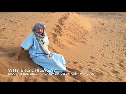 Why Erg Chigaga? - Erg Chigaga Luxury Desert Camp Morocco