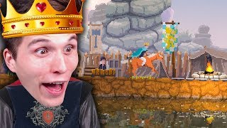 Mein neuer Job als KÖNIG | Kingdom New Lands