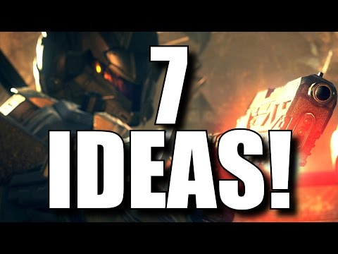 7 Ideas That Would Improve Call of Duty!