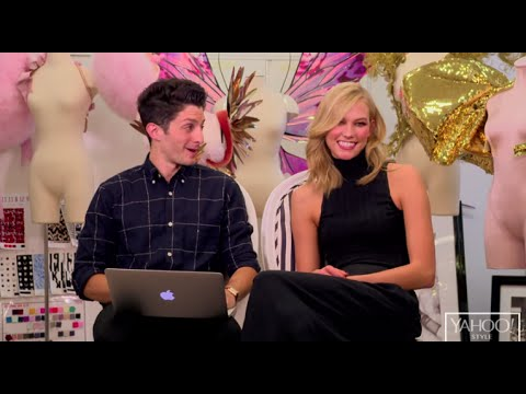 Karlie Kloss: Harvard, Hair Styles, Taylor Swift, and Cookies