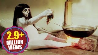 Jaganmohini Horror And Comedy Scene - Volga Videos